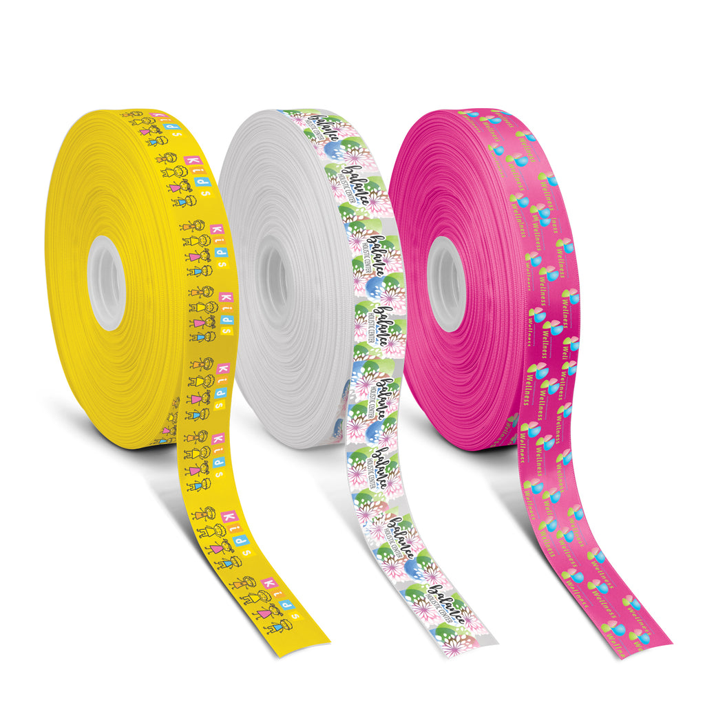 Personalised Ribbon 40mm - Full Colour 117025
