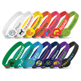 Xtra Silicone Wrist Band - Debossed 117055