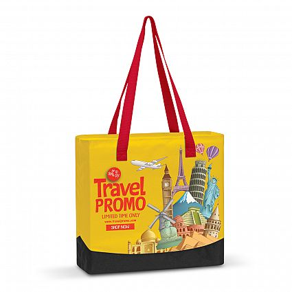 Plaza Tote Bag - Full Colour Large 117123