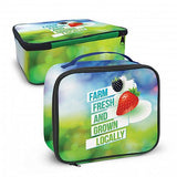 Zest Lunch Cooler Bag - Full Colour 117125