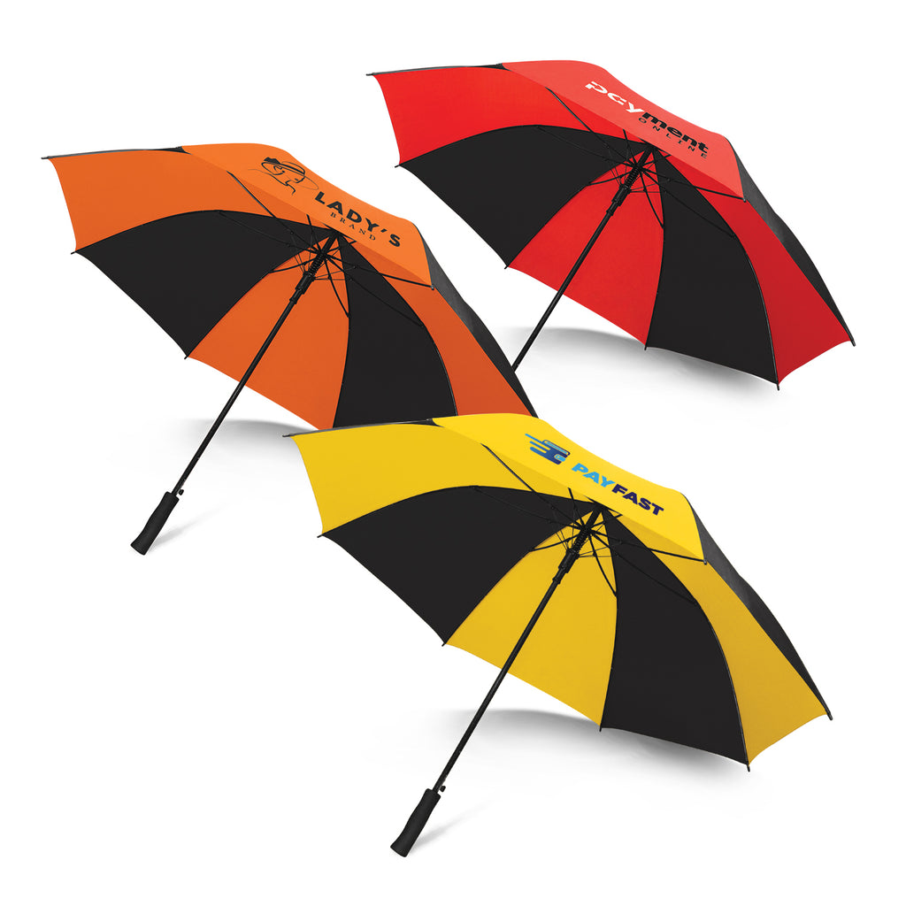 Hydra Sports Umbrella - Black Panels 117672