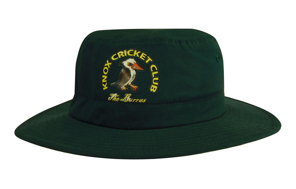 Microfibre Adjustable Bucket Hat H4134