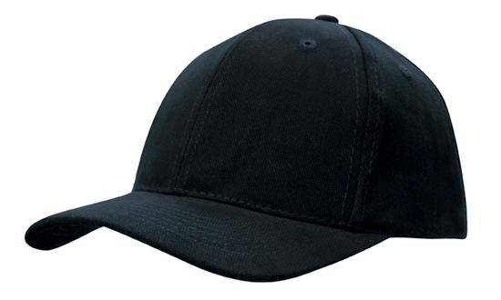 Brushed Heavy Cotton with Snap Back H4141