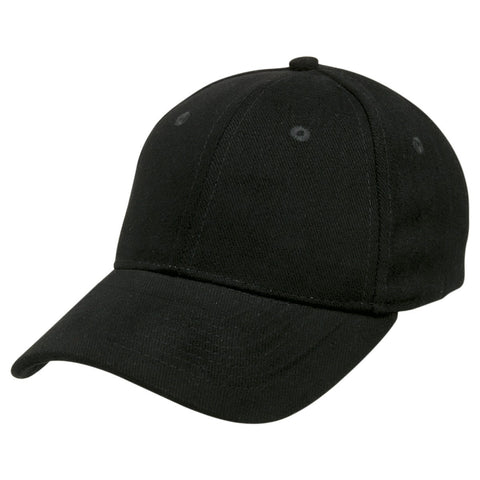 Heavy Brushed Cotton Cap 4171