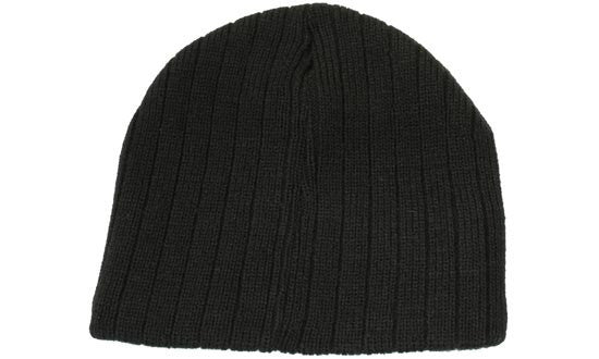 Cable Knit Beanie - Toque H4189
