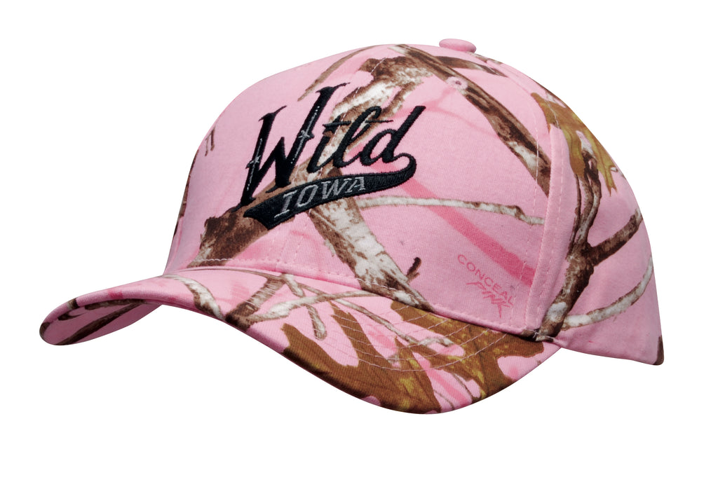 True Timber Camouflage 6 Panel Cap H4201