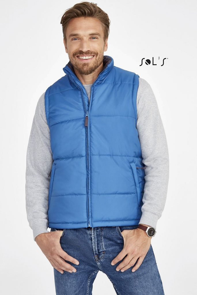 Warm Quilted Bodywarmer S44002