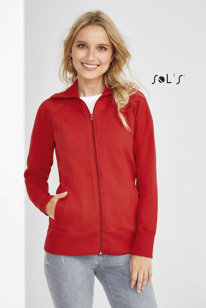 Soda Women'S Zipped Jacket S47400