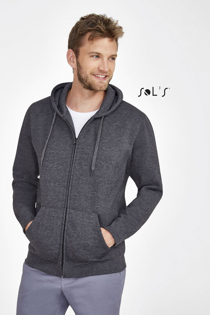Seven Men's Jacket With Lined Hood S47800