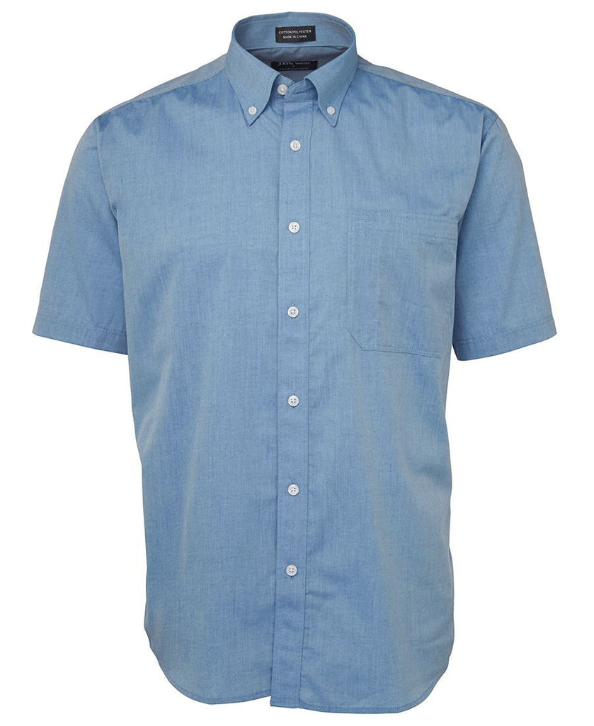 S/S Fine Chambray Shirt 4FCSS