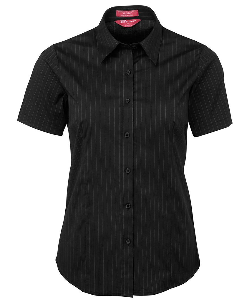 Ladies Urban S/S Poplin Shirt 4PLUS