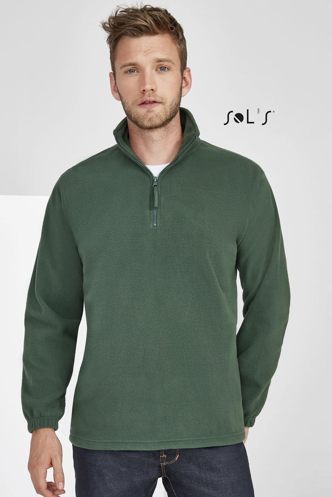 Ness Fleece 1/4 Zip Sweatshirt S56000