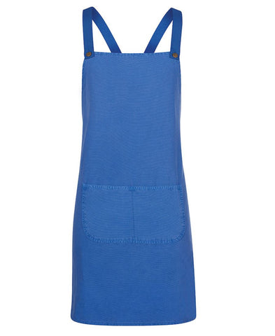 Cross Back Canvas Apron (Without Straps) 5ACBC
