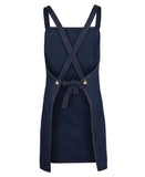 Cross Back Denim Apron (Without Straps) 5ACBD