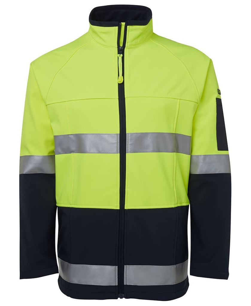Hi Vis 4602.1 (D+N) Layer Jacket 6D4LJ