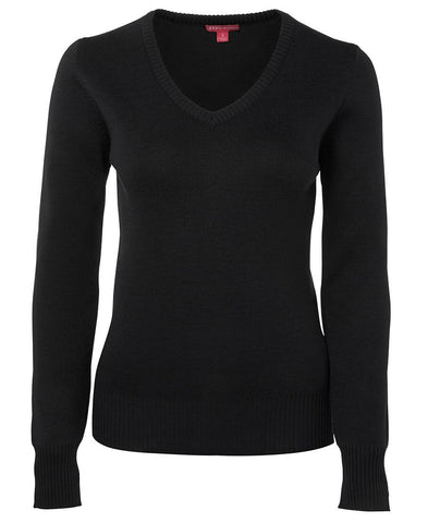 Ladies Knitted Jumper 6J1