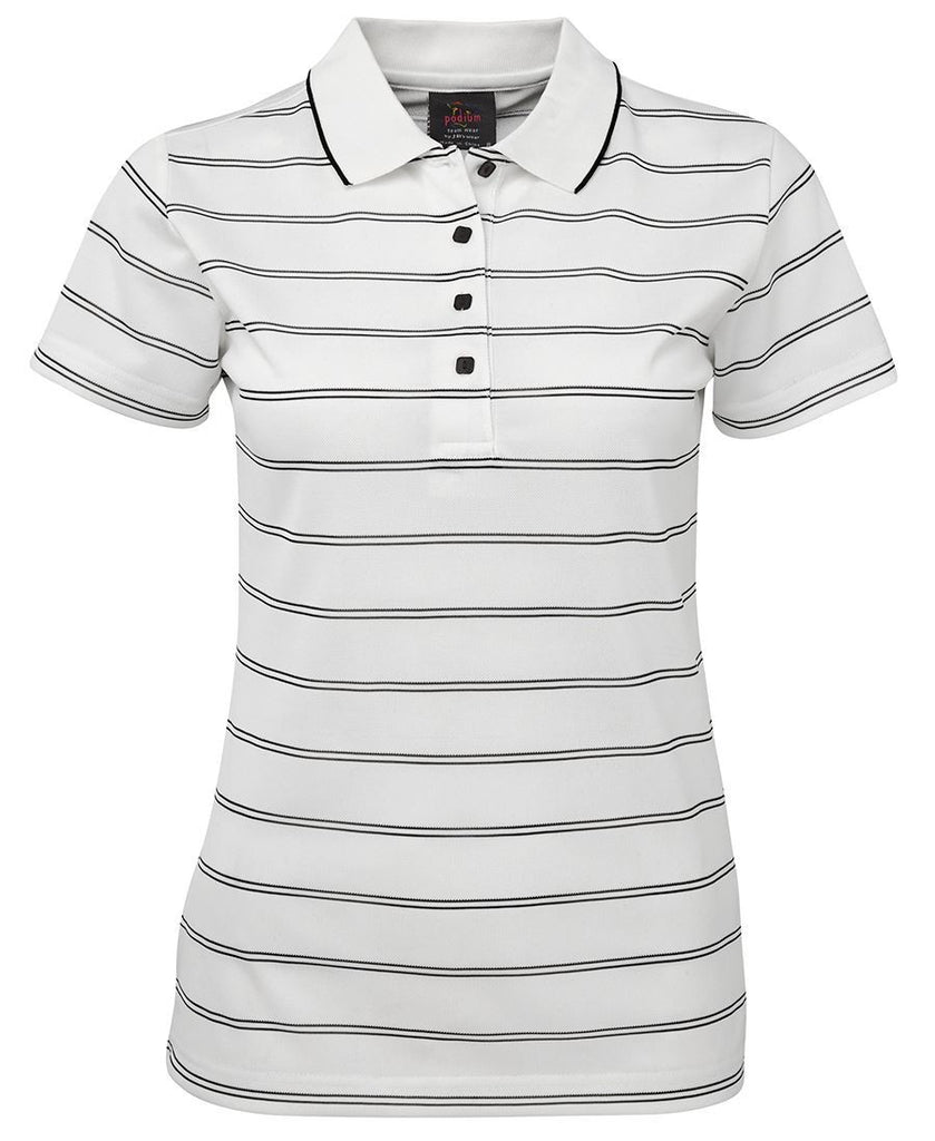 Podium Ladies Alt Stripe Polo 7ALT1