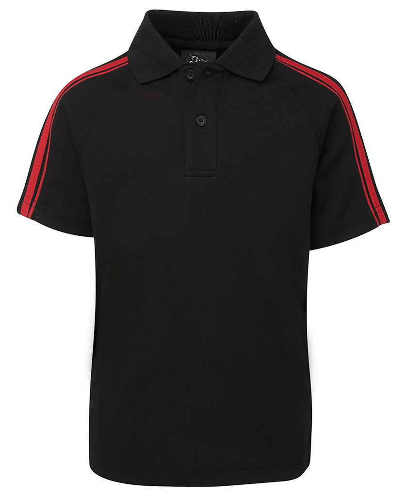 Podium Dual Stripe Polo 7DSP