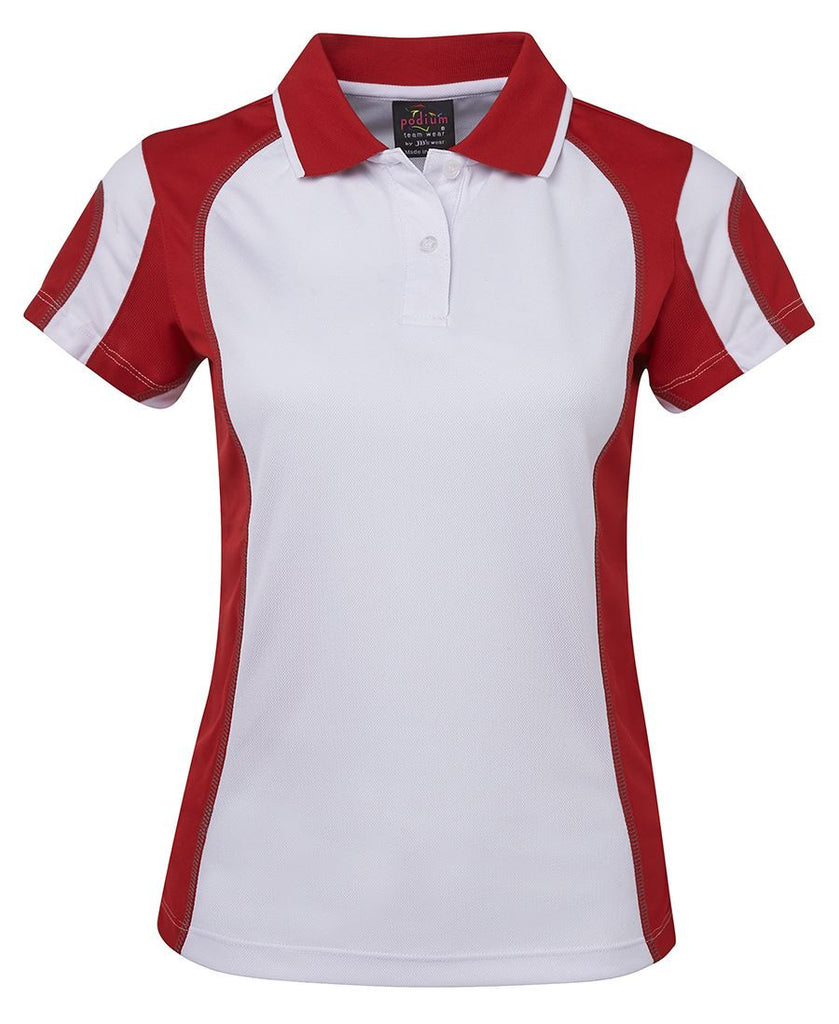 Podium Ladies Spliced Polo 7PSL1