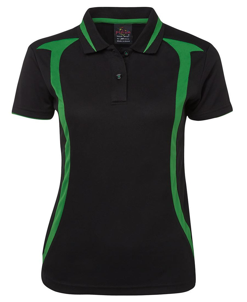 Podium Ladies Swirl Polo 7SWP1