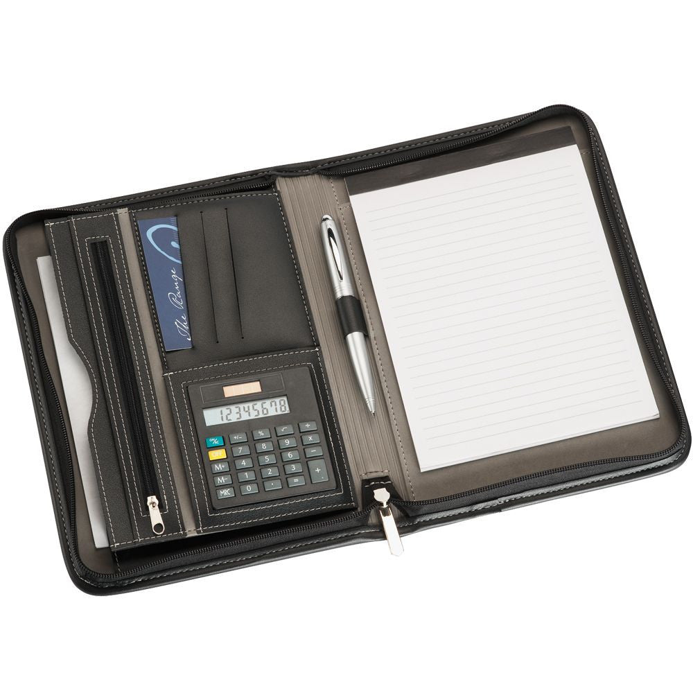A5 Zippered Compendium R9022