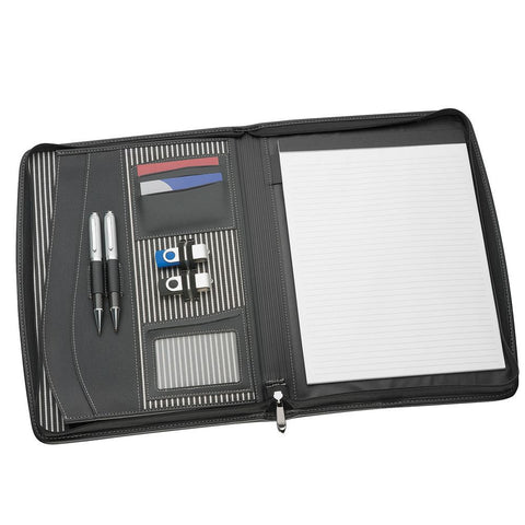A4 Zippered Compendium R9026