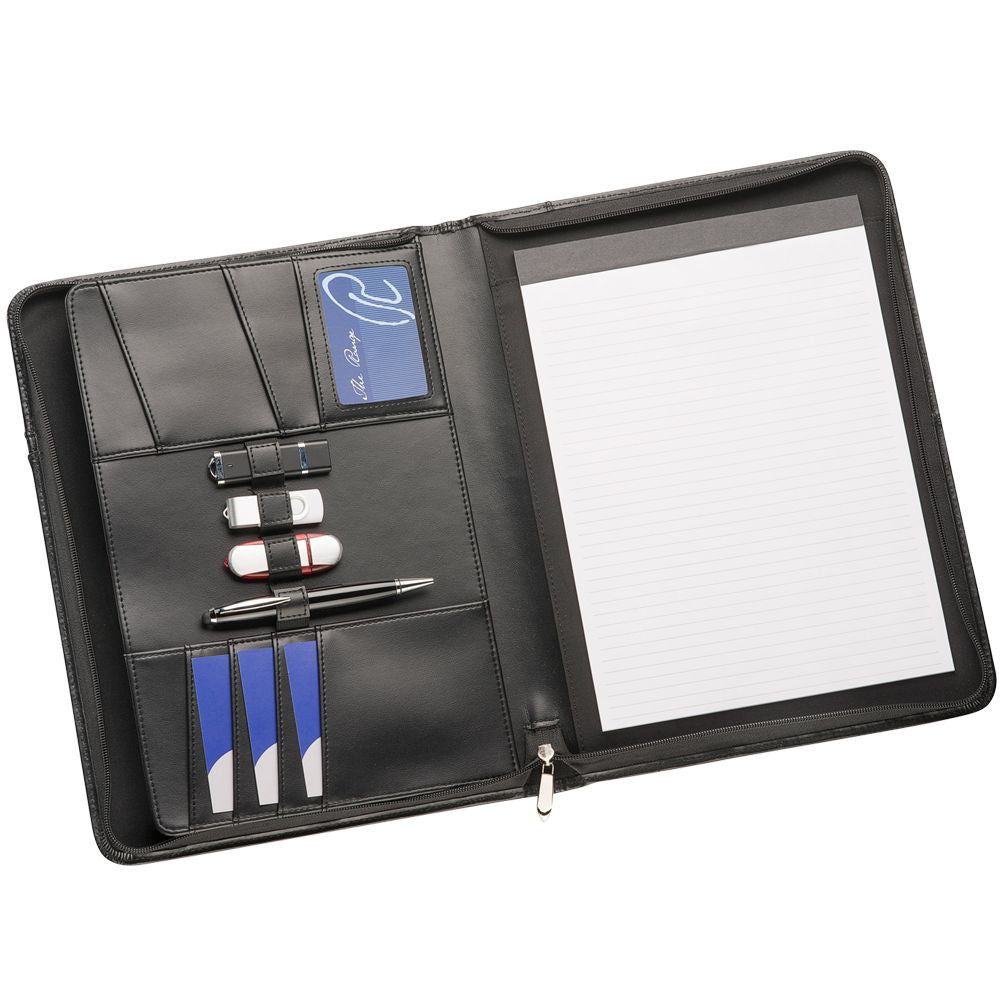 A4 Leather Compendium R9046