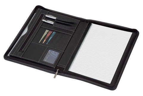 A4 Zippered Compendium R9078