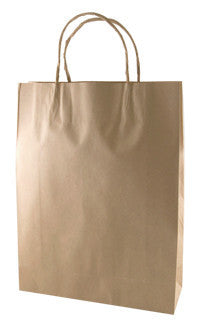 Brown Kraft Paper Bag - Small B1