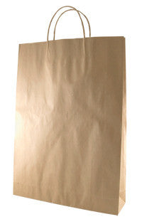 Brown Kraft Paper Bag - Medium B2