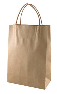 Brown Kraft Paper Bag - Junior BJ