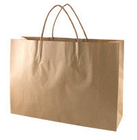 Brown Kraft Paper Bag - Small btq BSB