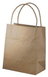 Brown Kraft Paper Bag - Toddler BT
