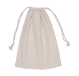 Cotton Drawstring Medium Pouch CTN-DMP