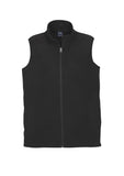 Black Mens Trinity Vest Supplier