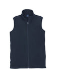 Navy Mens Trinity Vest Supplier