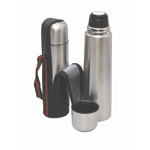 Bullet Flask Silver 500Ml FK002-500