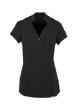 Ladies Zen Crossover Tunic BCH134LS