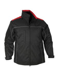 Black/Red Mens Reactor Jacket For Sale