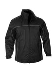 Black/Graphite Mens Reactor Jacket For Sale