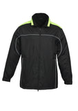 Black/Fluoro Lime Mens Reactor Jacket For Sale