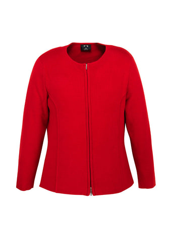 Ladies 2-Way Zip Cardigan BCLC3505