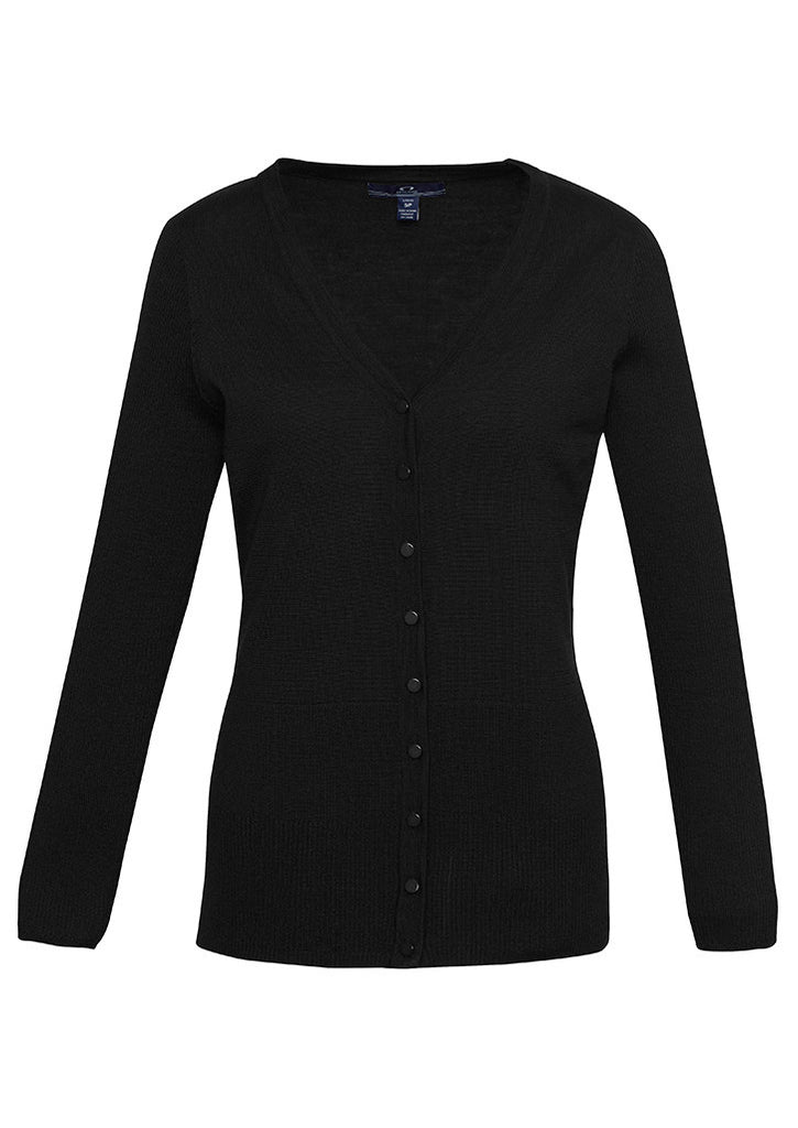 Black Promo Ladies Milano Cardigan
