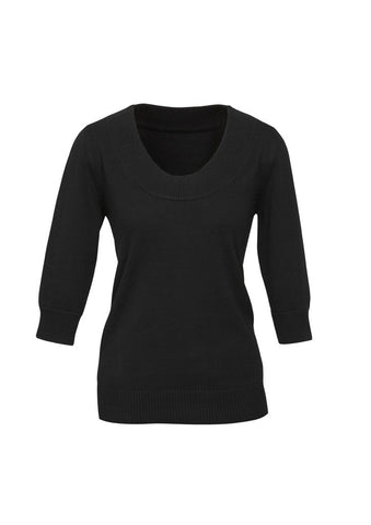 Ladies 80/20 Wool-Rich Pullover BCLP10321