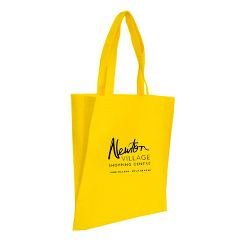 Non Woven Bag With V Gusset NWB001