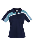 Ladies Velocity Polo BCP111LS
