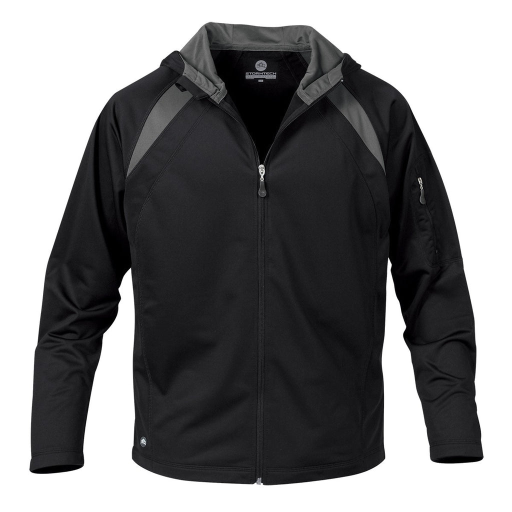 Men's Full-Zip Hoody PFZ-1