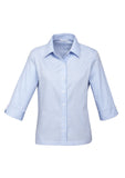 Ladies Luxe 3/4 Sleeve Shirt BCS10221
