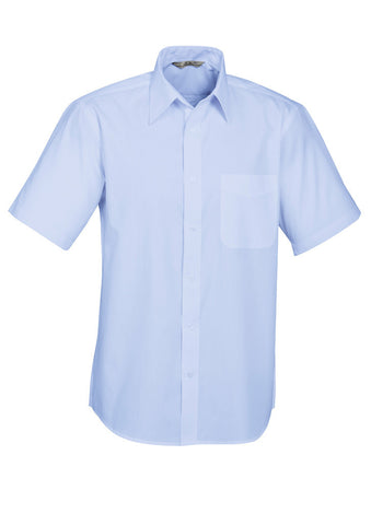 Mens Base Short Sleeve Shirt BCS10512