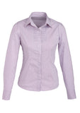 Grape Ladies Berlin Long Sleeve Shirt In Stock